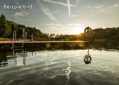 Fkk binsfeld speyer Baggersee Binsfeld