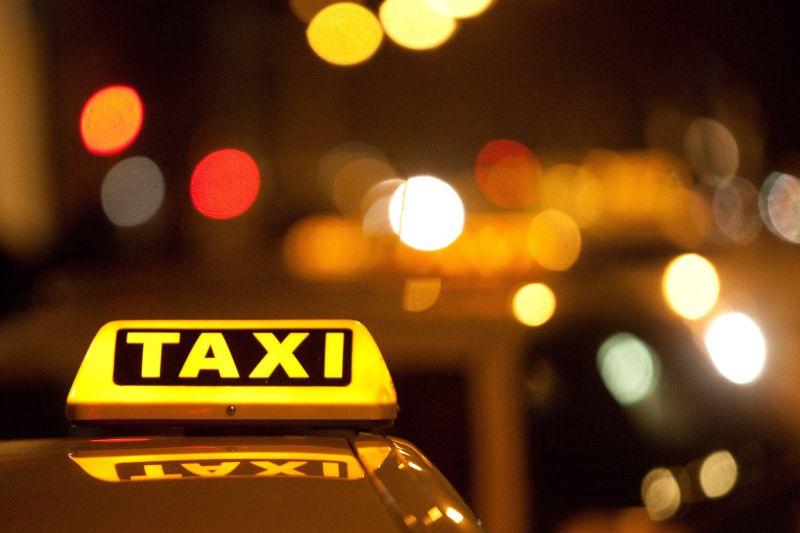 Bild von Averdung, Heinrich, Taxi,