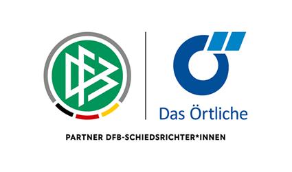Offizieller Partner der DFB-Schiedsrichter*innen