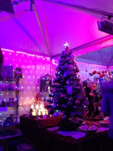 Pink Christmas in München 2016