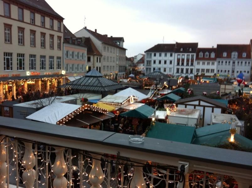 Landau Weihnachtsmarkt.36 Thomas Nast Nikolausmarkt Landau In Der Pfalz Infos