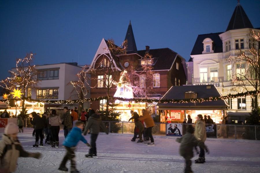 Bad Oeynhausen Weihnachtsmarkt.Weihnachtsmarkt Bad Oeynhausen Infos Und Bewertungen Von Das örtliche