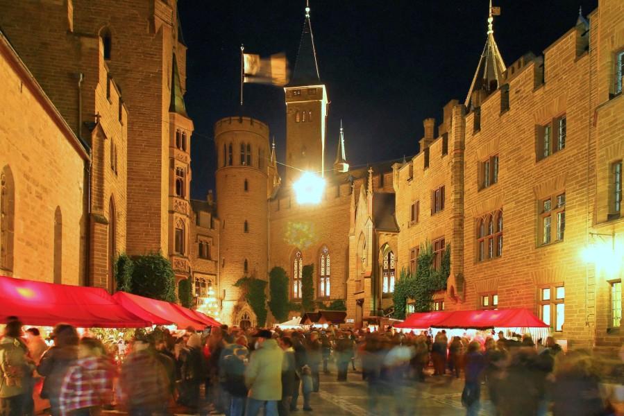 Koniglicher Weihnachtsmarkt Auf Burg Hohenzollern Infos Und Bewertungen Von Das Ortliche