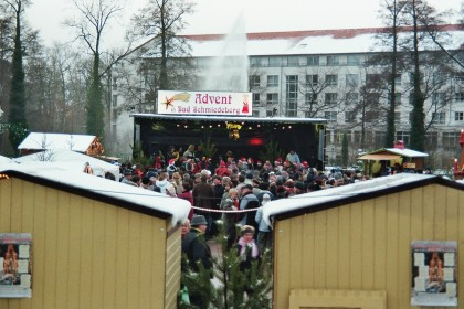 Advent in Bad Schmiedeberg