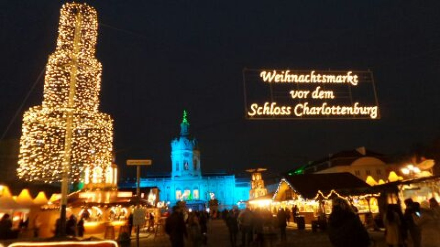 Weihnachtsmarkt Schloss Charlottenburg.Weihnachtsmarkt Schloss Charlottenburg Infos Und Bewertungen Von