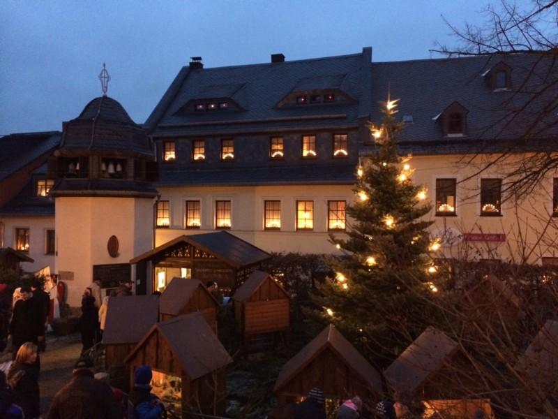 Weihnachtsmarkt Schwarzenberg.Schwarzenberger Weihnachtsmarkt Infos Und Bewertungen Von Das