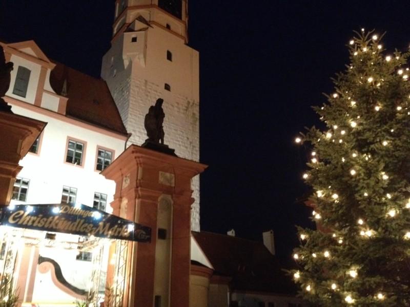 Weihnachtsmarkt Gundelfingen.Christkindlmarkt Dillingen A D Donau Infos Und Bewertungen Von