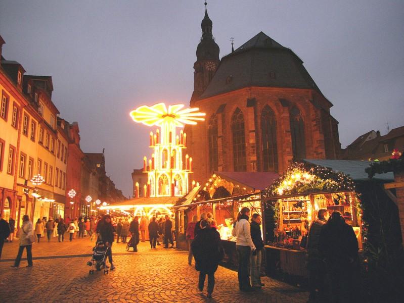 Heidelberg Weihnachtsmarkt.Heidelberger Weihnachtsmarkt Infos Und Bewertungen Von Das örtliche