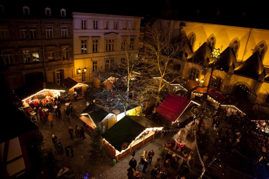 Bad Kreuznach Weihnachtsmarkt.Bad Kreuznacher Nikolausmarkt Infos Und Bewertungen Von