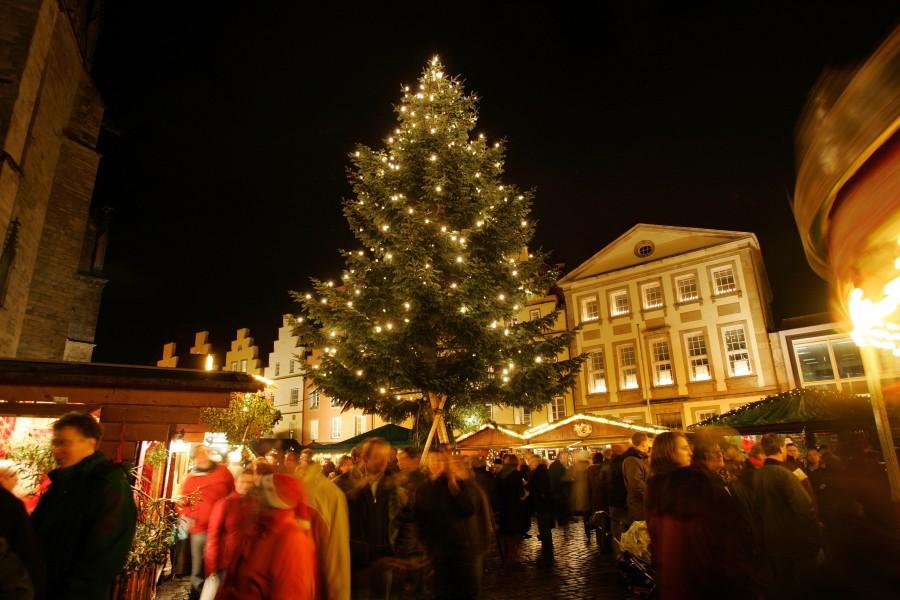 Weihnachtsmarkt Osnabrück.Historischer Weihnachtsmarkt Osnabrück Infos Und Bewertungen Von