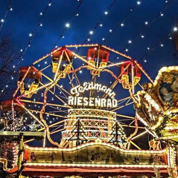 Bielefelder Weihnachtsmarkt.Bielefelder Weihnachtsmarkt Infos Und Bewertungen Von Das