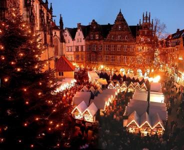Münster Weihnachtsmarkt öffnungszeiten.Weihnachtsmarkt In Münster Infos Und Bewertungen Von Das örtliche