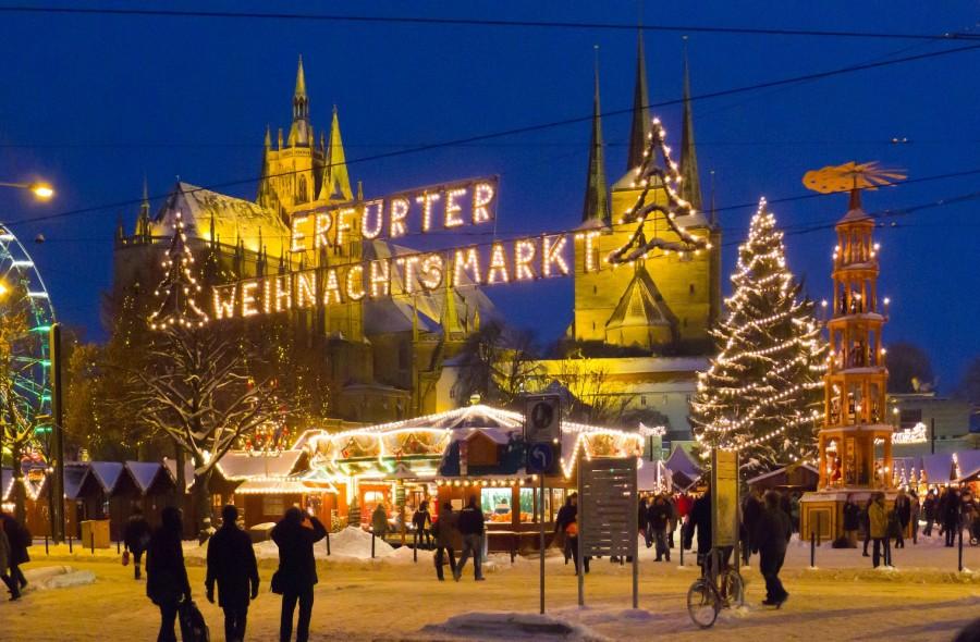 Weihnachtsmarkt Erfurt.Erfurter Weihnachtsmarkt Infos Und Bewertungen Von Das örtliche