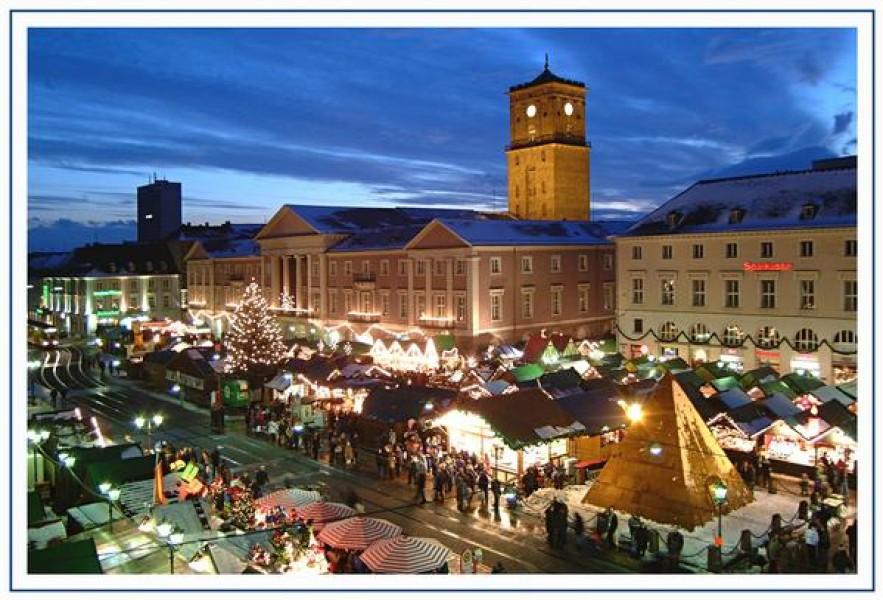 Karlsruhe Weihnachtsmarkt.Christkindlesmarkt Karlsruhe Infos Und Bewertungen Von Das örtliche