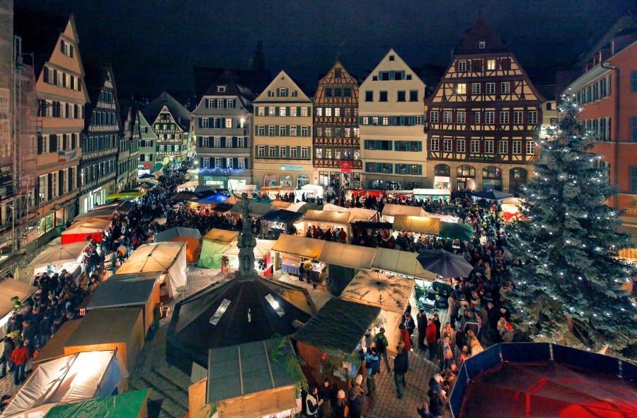 Standgebühr Weihnachtsmarkt Stuttgart.Tübinger Weihnachtsmarkt Infos Und Bewertungen Von Das örtliche