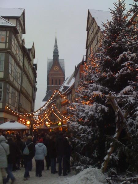 Hannover Weihnachtsmarkt.Weihnachtsmarkt In Hannover Infos Und Bewertungen Von Das