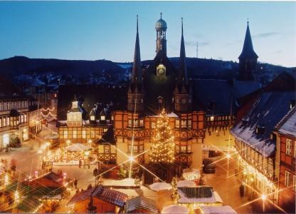 Wernigeröder Weinhnachtsmarkt @ Marktplatz, Nicolaiplatz, Kunsthof 38855 Wernigerode | Wernigerode | Sachsen-Anhalt | Deutschland