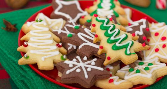 Traditionelles Weihnachtsgebäck.Regionale Klassiker Der Weihnachtsbäckerei Aus Dem Weihnachtsmagazin